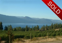 View of Lake Okanagan from Lot 4, Napa Hills, Lake Country, Kelowna
